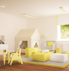 pomieszczenie dla rodziców z dziećmi